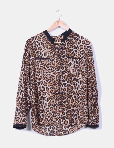 Camisa print animal NoName