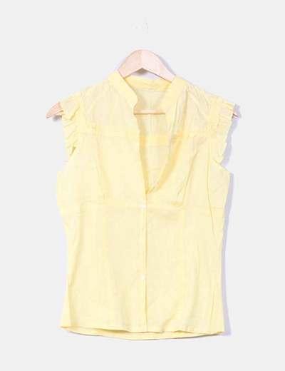 Camisa amarilla NoName