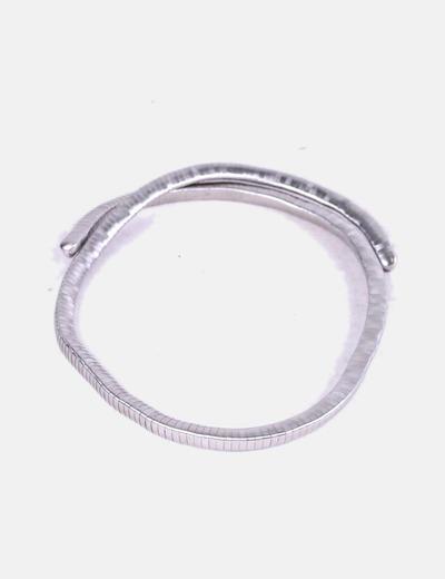 Collar plateado moldeable Breil