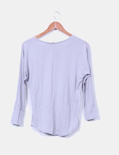Camiseta gris basica