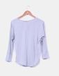 Camiseta gris básica  Massimo Dutti