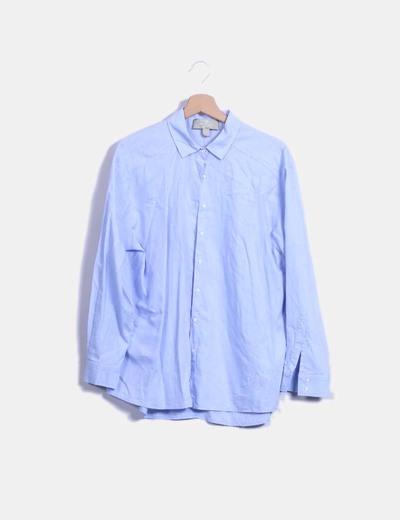 Chemise bleu ciel Pedro del Hierro