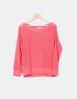 Jersey tricot coral troquelado Suiteblanco