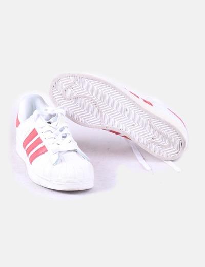 Blanca Superstar Roja Y Adidas WDEYH2I9
