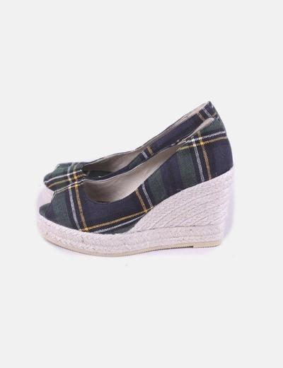 Sapatos de cunha El Ganso