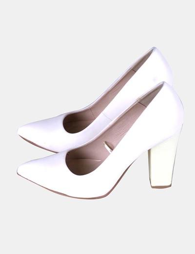 Blancos Tacón Pastel Blancos Zapatos Zapatos Tacón Zapatos Pastel Tacón Blancos Zapatos Pastel hxsQtCdr