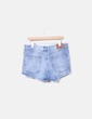 Short denim desflecado Pull&Bear