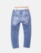 Jeans denim ripped Zara