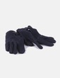 Black gloves with bow NoName