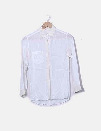 Camisa blanca Sandro