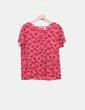 Camiseta color caldera print  NoName