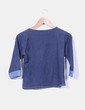 Camiseta azul marina NoName