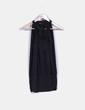 Blusa negra de licra Suiteblanco