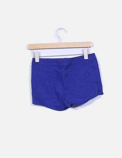 Short azul klein