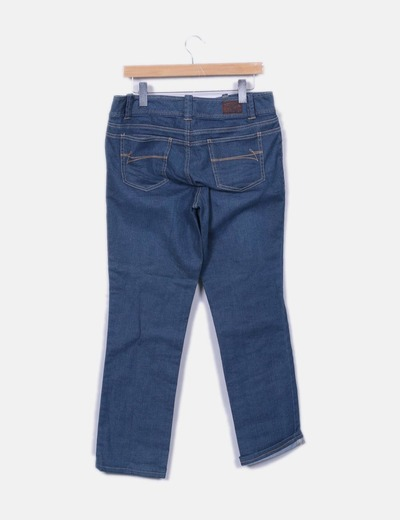 Jeans denim recto
