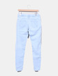 Jeggings en denim bleu clair Mim