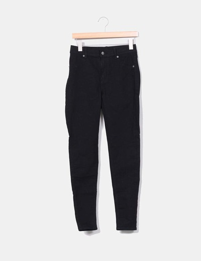 Pantalón negro pitillo Cheap Monday