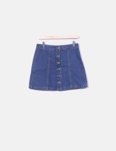 Mini jupe Heritage 1981
