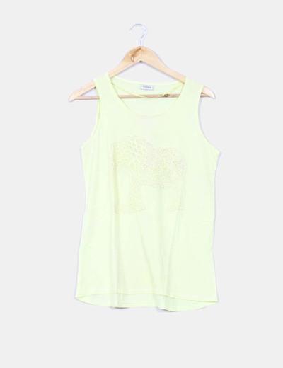 Camiseta oversize texturizado elephant Pull & Bear
