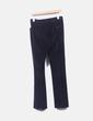 Pantalón pana azul marino Massimo Dutti