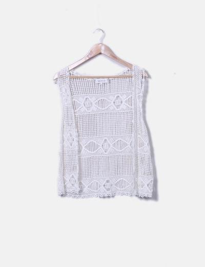 Chaleco crochet MOOD