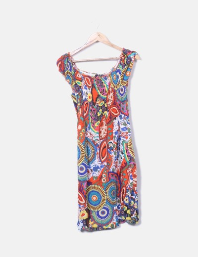 Dress with print NoName