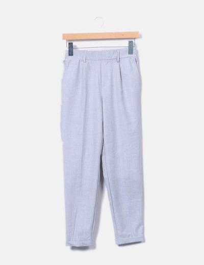 Pantalón jogging gris