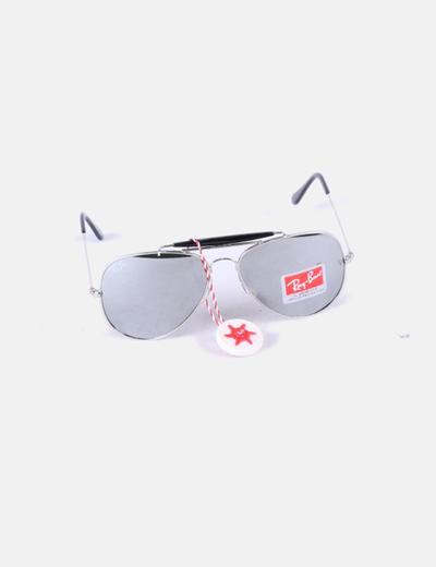gafas de sol ray ban aviator espejo