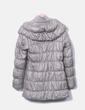 Manteau gris rembourré RAE