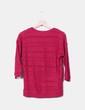 Tricot rosa de rejilla Shana