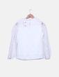 Blusa blanca de encaje Suiteblanco