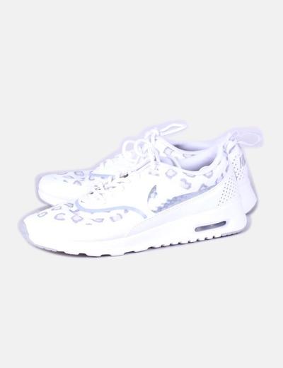 Chaussures de sport nike air max thea imprimé léopard Nike