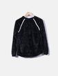 Jersey negro de pelo C&A