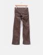 Pantalón khaki de pana bootcut H&M