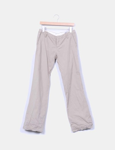 Pantalón chino beige Carhartt
