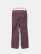 Pantalón marrón recto Promod