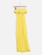 Robe jaune Akasa