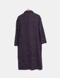 Cárdigan largo tricot multicolor Zara