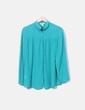 Camisa fluida verde Suiteblanco