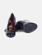 Zapatos cubanos charol negro XIODUS