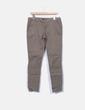 Pantalon vert kaki chinois Primark