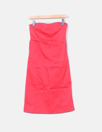 Robe rouge bustier NoName