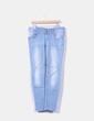 Jeans vaqueros efecto desgatado Never Mind