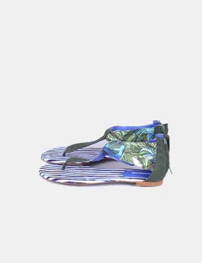 Sandales emboutie Desigual