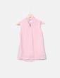 Blusa crochet rosa Vero Moda