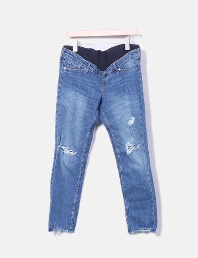 H M Skinny Denim Jeans vor Mutter zerrissen (Rabatt 82 %) - Micolet 26d444ddb8