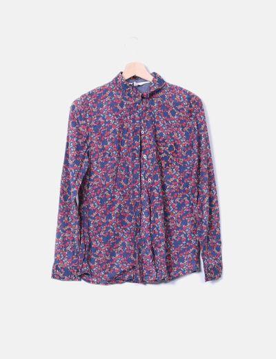 Camisa estampado floral Springfield