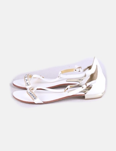 Sandales plates RAXMAX