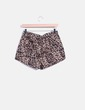 Short animal print Suiteblanco