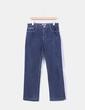 Jeans oscuro corte recto NoName